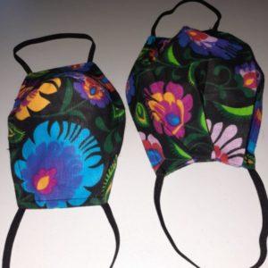 jednorazowe maseczki ochronne kolorowe
